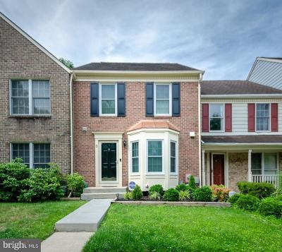 Baltimore County Townhouse For Sale: 3 Winshire Court