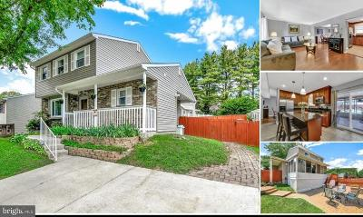 Baltimore Single Family Home For Sale: 3514 Orbitan Road