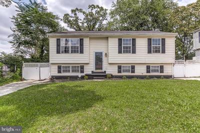 Baltimore Single Family Home For Sale: 2112 E Boundary Avenue
