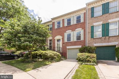 Baltimore County Townhouse For Sale: 30 Goucher Woods Court
