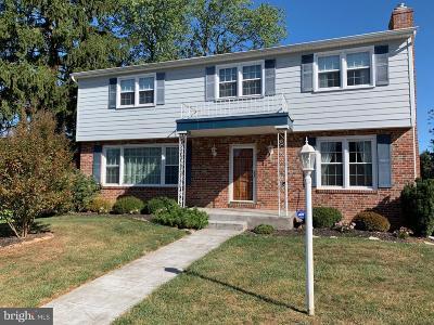 Cockeysville Single Family Home For Sale: 10574 Gateridge Road