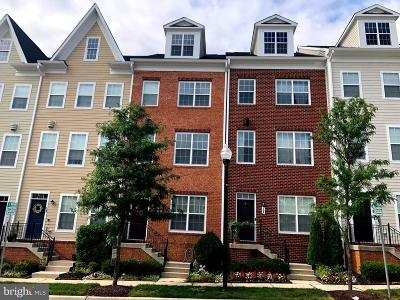 Towson Townhouse For Sale: 15 Gardenside Place