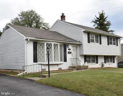 Baltimore County Single Family Home For Sale: 8313 Thornton Road
