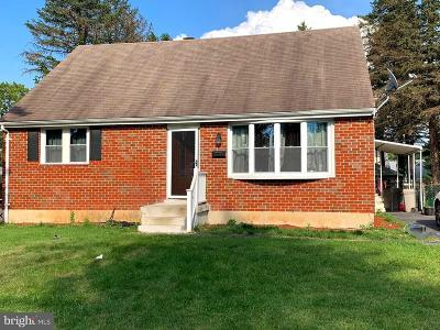 Randallstown Single Family Home For Sale: 3709 Collier Road