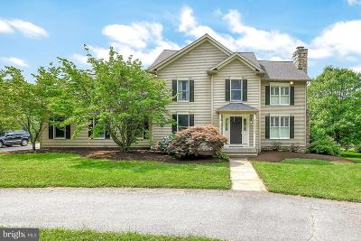 Reisterstown Single Family Home For Sale: 12100 Gores Mill Road