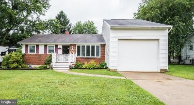 Owings Mills Single Family Home For Sale: 409 Academy Avenue