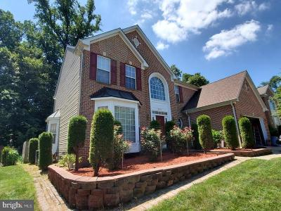 Owings Mills Single Family Home For Sale: 9021 Amber Oaks Way