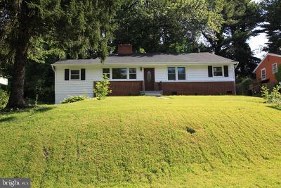 Glendale Single Family Home For Sale: 6723 Glenkirk Road