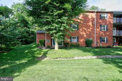 Baltimore County Condo For Sale: 7 Brooking Court #102