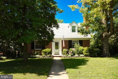 Towson Single Family Home For Sale: 908 Locustvale Road