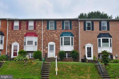 Nottingham MD Townhouse For Sale: $244,850