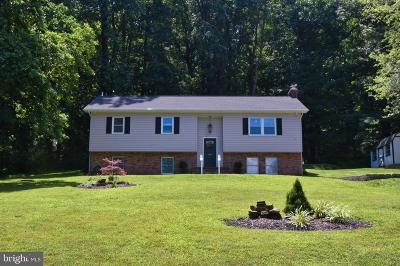 Single Family Home For Sale: 13007 Harford Road
