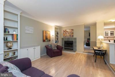 Owings Mills Townhouse For Sale: 9345 Town Place Drive