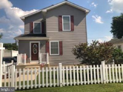 Single Family Home For Sale: 611 Dorsey Avenue