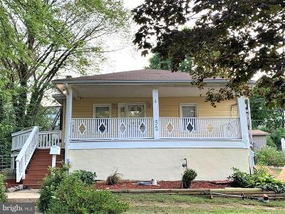 Baltimore Single Family Home For Sale: 52 Wade Avenue