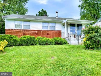Baltimore Single Family Home For Sale: 3117 Gartside Avenue