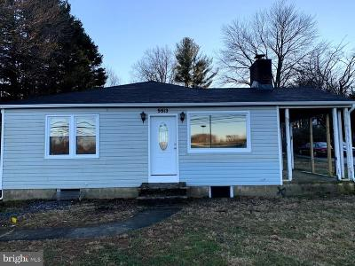 Randallstown Single Family Home For Sale: 9913 Liberty Road
