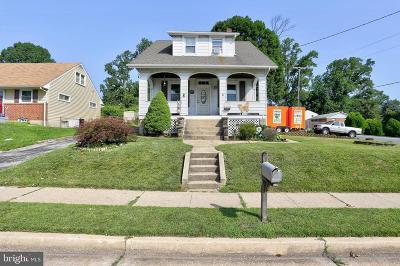 Woodlawn Single Family Home For Sale: 1520 Ingleside Avenue