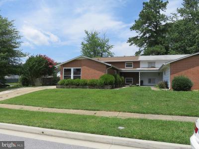 Baltimore Single Family Home For Sale: 3914 Setonhurst Road