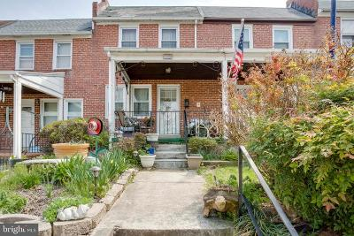 Eastwood Townhouse For Sale: 7065 E Baltimore Street
