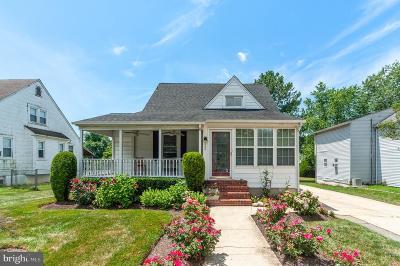 Baltimore County Single Family Home For Sale: 622 Washington Avenue