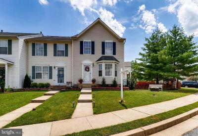 Baltimore County Townhouse For Sale: 10 Blue Spire Circle