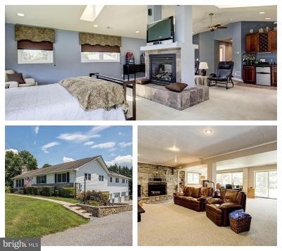 Glen Arm Single Family Home For Sale: 12725 Manor Road