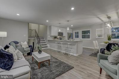 Baltimore County Single Family Home For Sale: 8 E Timonium Road