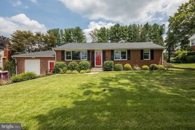 Baltimore County Single Family Home For Sale: 1205 Oakcroft Drive