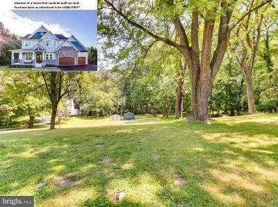 Catonsville Single Family Home For Sale: 107 Oella Ave #LOT 14