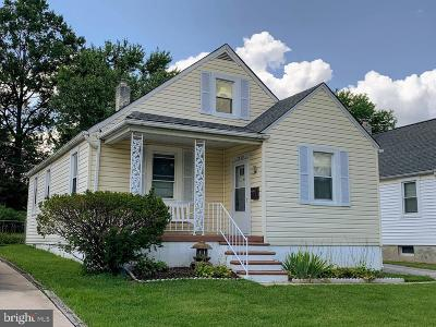 Baltimore County Single Family Home For Sale: 7430 Brookwood Avenue