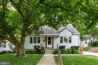 Baltimore Single Family Home For Sale: 3811 Southern Cross Drive