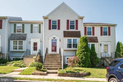 Baltimore Townhouse Under Contract: 7 Minte Drive