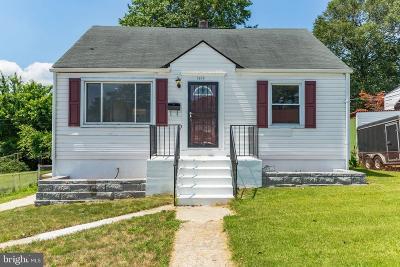 Gwynn Oak Single Family Home For Sale: 5419 Lewellen Avenue
