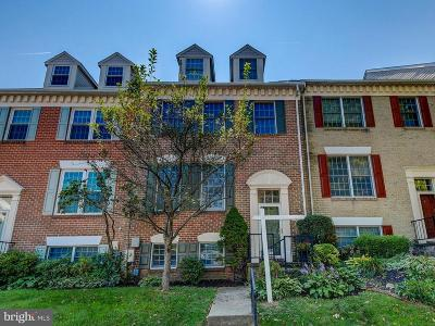 Baltimore County Townhouse For Sale: 47 Tenby Court