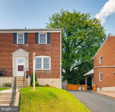 Baltimore Single Family Home For Sale: 110 Lyndale Avenue