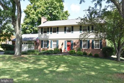 Baltimore Single Family Home For Sale: 1302 Brook Meadow Drive