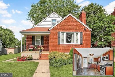 Baltimore Single Family Home For Sale: 8912 Carlisle Avenue