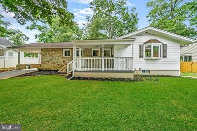 Baltimore County Single Family Home For Sale: 1910 Eastridge Road