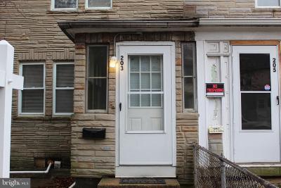 Dundalk Townhouse For Sale: 203 Colgate Avenue