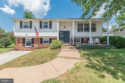 Baltimore County Single Family Home Under Contract: 2106 Triandos Drive