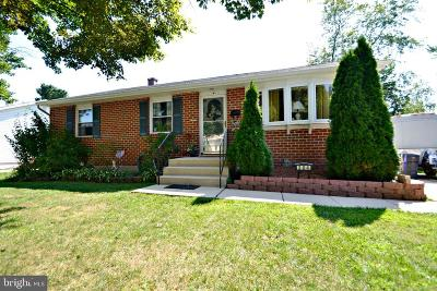 Reisterstown Single Family Home For Sale: 304 Leyton Road