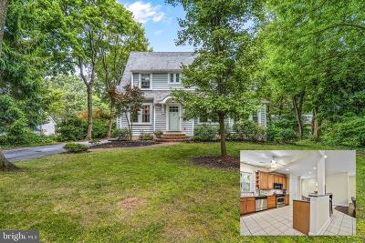 Catonsville Single Family Home For Sale: 117 Forest Drive