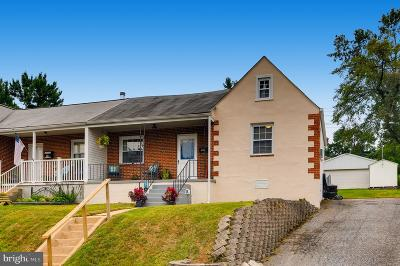 Baltimore County Single Family Home For Sale: 426 Old Home Road