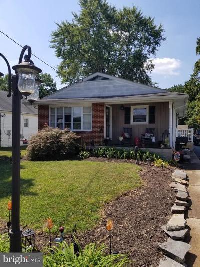 Baltimore Single Family Home For Sale: 713 Myrth Avenue
