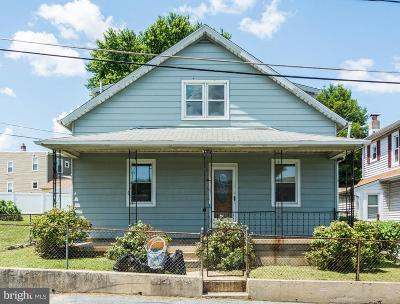 Single Family Home For Sale: 7606 Avondale Avenue