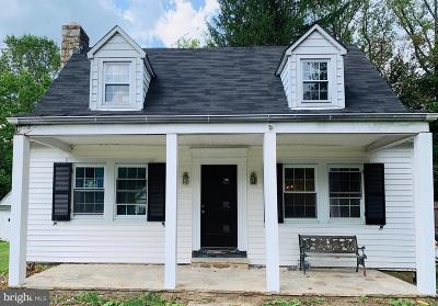 Baltimore Single Family Home For Sale: 3626 Sussex Road