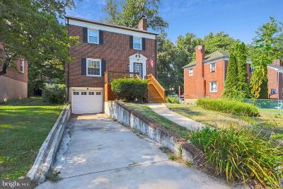 Baltimore MD Single Family Home For Sale: $269,900