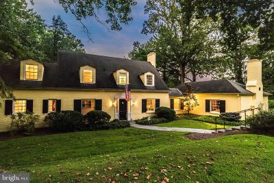 Owings Mills Single Family Home For Sale: 222 Hopkins Lane