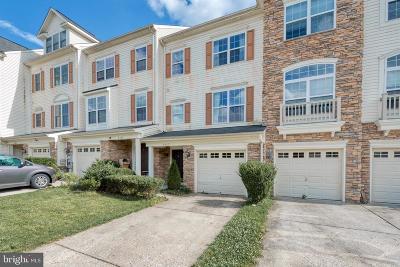 Owings Mills Condo For Sale: 9107 Marlove Oaks Lane
